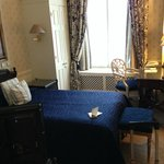 ett rätt litet rum
