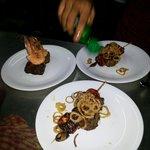 Fillet steak / surf&turf