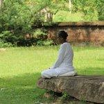 Отличное место для медитаций