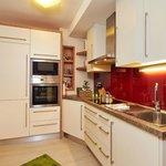 Küche Apartment 2 Personen