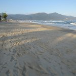 Golden sands of DaNang beach