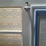 Charmant détail de la chambre Opale