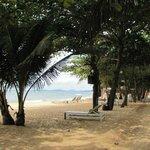 это пляж