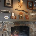 Elkton Cracker Barrel Fireplace