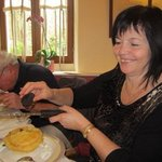 ris de veau foie gras truffe en croustade façon (V G E)