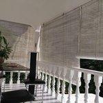 балкон-вернада