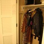 armario de la habitacion