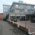 Hotel Rosa Foto