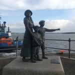 Annie Moore Statue