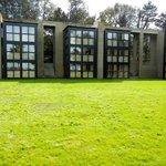 Uniquely designed buildings