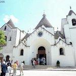 Trullo doble para la iglesia de San Antonio
