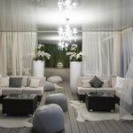 L'espace lounge
