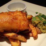 Classic Beer Battered Market Fish & Chips!