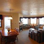 3 Bedroom Suite Living Room Area