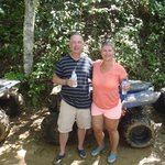 Great fun at Chukka ATV safari