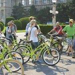 Bike Tour on cruiser bikes