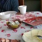 Alcune delizie della colazione