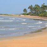 Ranweli beach view