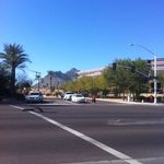 Canyon Road stroll close to Firesky, mall, Camelback Mtn