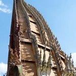 tempel bij kanchanaburi