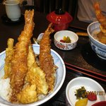 tempura at Suginoi