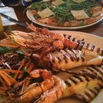 Misto alla griglia 