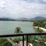 Shiray Bay from my balcony