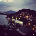Evening at Westin Phuket