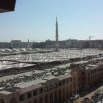 We had a room with Haram view