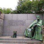 FDR...the dog was feral