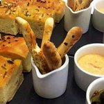 Home Made Italian Breaks at Kilcamb Lodge's Driftwood Brasserie