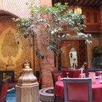 atrio e ristorante
