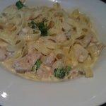 Chicken & Brocoli Pasta