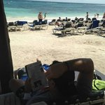 Relaxn on the beach