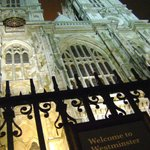 Westminster Abbey - free entrance for the amazinh Evensong service