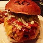 Taphouse Santa Fe Burger