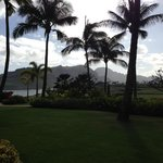 View from out Lanai