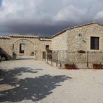 Panoramica ingresso al Borgo