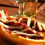 Platillos regionales e internacionales en nuestro Restaurante Olas Altas
