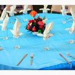 El montaje y la decoración de su evento social, lo organizamos según sus gustos