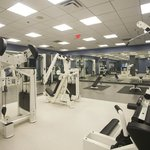 Renovated Fitness Center; new Life Fitness cardio equipment