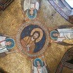 santa prassede - mosaico