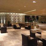Main Hotel Lobby Terrace