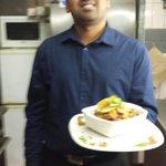 Monsoon waiter