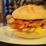 Veal Sandwich