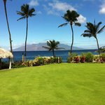 View of West Maui from Four Seasons