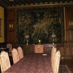Salle à manger Château de la Court d'Aron