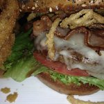 BBQ Rootbeer Burger