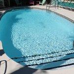 Heated Pool in Febuary