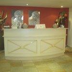 Wellness Centre Reception